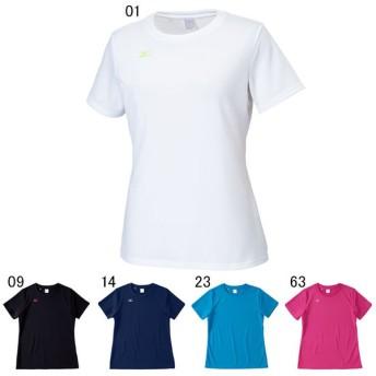ミズノ Tシャツ レディース レディース Tシャツ MIZUNO 32MA5335
