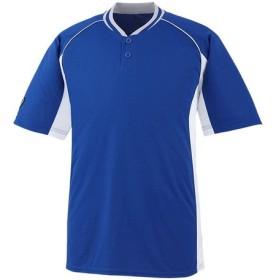 アシックスベースボール(asics/野球) ベースボールシャツ BAD020-4301