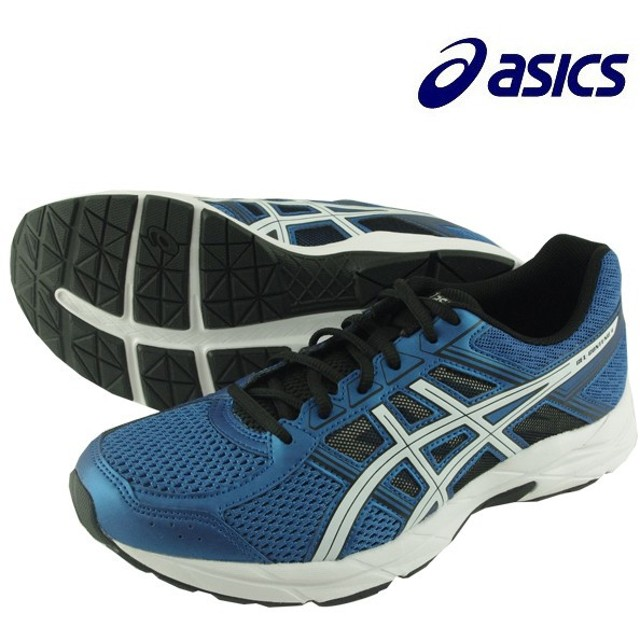 アシックス asics メンズ ランニングシューズ GEL-CONTEND 4 SW TJG280 4901 幅広 ワイド ジョギング