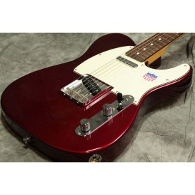 Fender / Japan Exclusive Classic 60s Telecaster US Pickup Old Candy Apple Red (OCR) (渋谷店)(Fenderエレキギター弦3セットプレゼント)