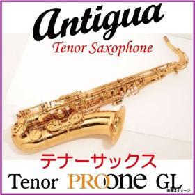 Antigua アンティグア 《即納可能》  / Tenor Saxophone Pro One GL テナーサックス プロワン  【ウインドパル】