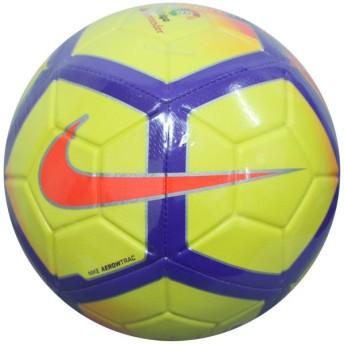 ストライク LL ハイビスイエロー×クリムゾン 【NIKE|ナイキ】サッカーボール5号球sc3151-707-5