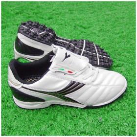 LX TF JR J ホワイト×ブラック 【diadora ディアドラ】サッカージュニアトレーニングシューズ149574-0624