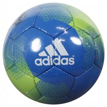 エース グライダー ショックブルー×ソーラースライム 【adidas アディダス】サッカーボール4号球af4611skl