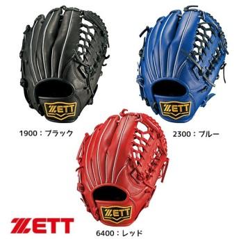 ゼット ZETT グランドヒーロー オールラウンド用 BJGB72750 野球 少年軟式用グラブ