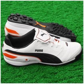エシート フィナーレ TT ホワイト×ダークネイビー 【PUMA プーマ】トレーニングシューズ102011-04