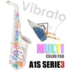 Vibrato Sax / A1S SERIES3 RAINBOW PAD 【梅田店】
