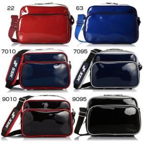 約6L エスエスケイ野球 メンズ レディース エナメル ミニ ショルダーバッグ 鞄 BA2200