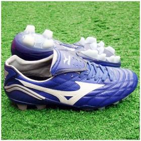 ネオグラードウエーブ4 ブルー×ホワイト 【MIZUNO ミズノ】サッカースパイク12kp-91201