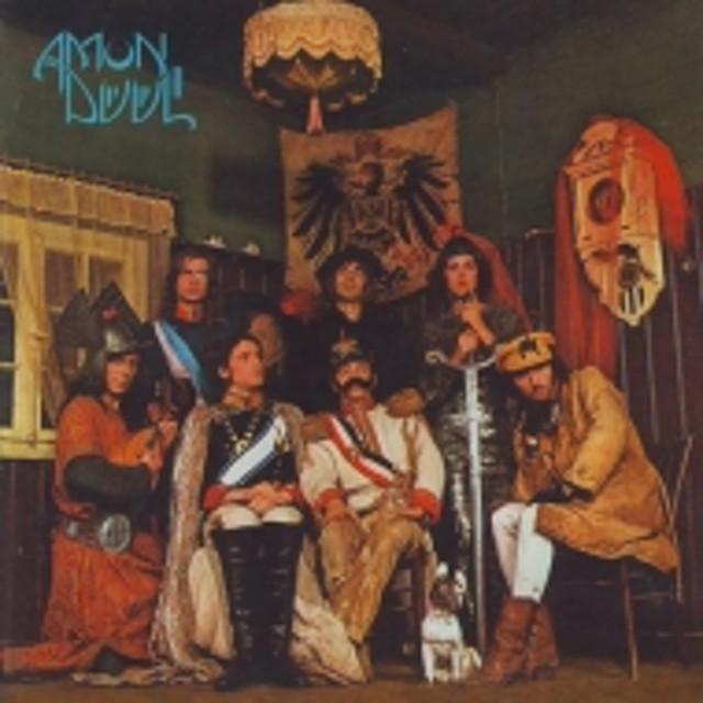 Amon Duul II/Made In Germany