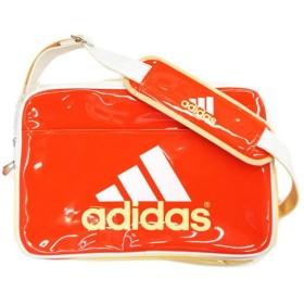 エナメルバッグショルダーM2 フレッシュオレンジS11 【adidas アディダス】サッカーフットサルバックz7678-v87961