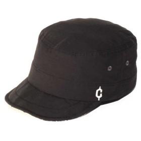 クレ(clef) 6040 ワークキャップ WORK CAP RB3540 ブラック 帽子 60/40(ロクヨン)クロス (Men's、Lady's)