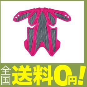 OGK KABUTO(オージーケーカブト) A.Iネット MOSTRO-R 用 全サイズ共通 レッド