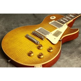 Gibson Custom / 2017 Limited Run 1958 Les Paul Model Hard Rock Maple VOS Dirty Lemon (S/N 87886)(渋谷店)