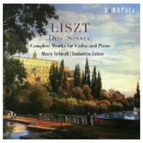 トルトレッリ/カテーナ/リスト:二重奏曲(ソナタ)〜ヴァイオリンとピアノのための作品全集