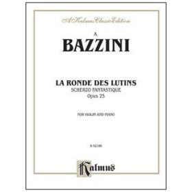 楽譜 バッジーニ/妖精の踊り (幻想的スケルツォ 作品25) 【Violin&Piano】(【156394】/K02180/ヴァイオリン・ソロ&ピアノ/輸入楽譜(T))