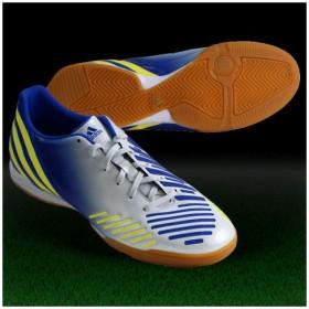プレデターアブソラド LZ IN ランニングホワイト×ビビットイエローS13 【adidas|アディダス】サッカートレーニングシューズg64894