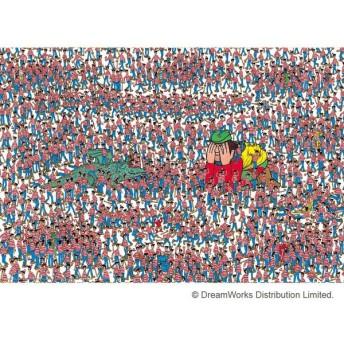 ジグソーパズル 1000ピース ウォーリーをさがせ Where's Wally ウォーリーの国 31-446