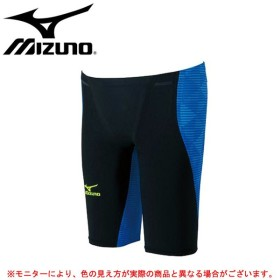 MIZUNO(ミズノ)ハーフスパッツ GX-SONIC III ST(N2MB6001)FINA承認モデル 競泳水着 スイムウェア メンズ
