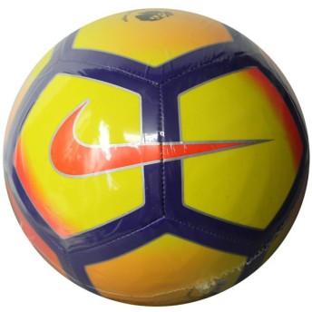 ピッチ PL ハイビスイエロー×ピュア 【NIKE|ナイキ】サッカーボール5号球sc3137-711-5