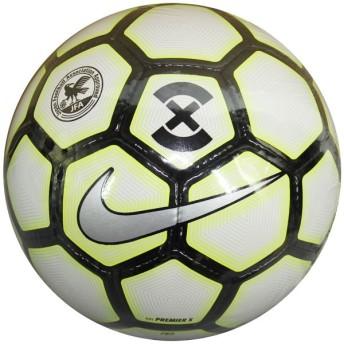 フットボール X プレミア ホワイト×ウルフグレー 【NIKE|ナイキ】フットサルボール4号球sc3037-100-pro