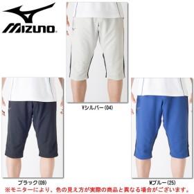 MIZUNO(ミズノ)ムーヴ クロスクォーターパンツ(32MD7142)スポーツ トレーニング プラクティス メンズ