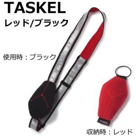 スミクラ TASKEL レッド/ブラック