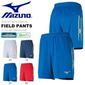 ミズノ MIZUNO フィールドパンツ メンズ 短パン ショートパンツ ショーツ プラクティスパンツ サッカー トレーニング ウェア 得割20