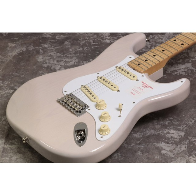 Fender / Made in Japan Hybrid 50s Stratocaster US Blonde 【S