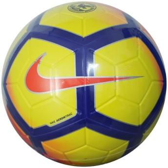 マジア ハイビスイエロー×クリムゾン 【NIKE|ナイキ】サッカーボール5号球sc3154-707-5