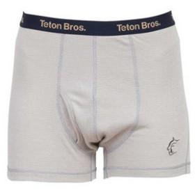 ティートンブロス(TETON BROTH) Power Wool LTrunks TB181-31M LGray (Men's)