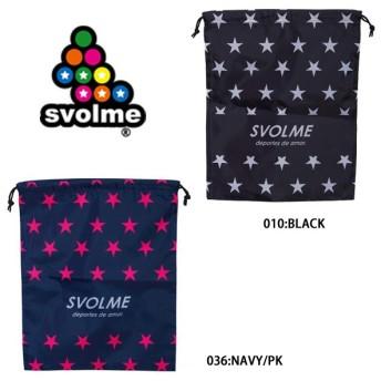 スボルメ SVOLME スターシューズ袋 173-54029 サッカー フットサル