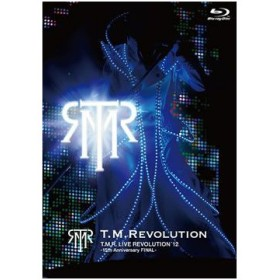 T.M.Revolution/T.M.R.LIVE REVOLUTION'12−15th Anniversary FINAL−(Blu−ray Dis
