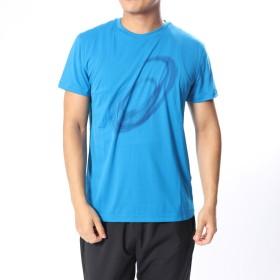 アシックス asics ハンドボール 半袖プラクティスシャツ ランニンググラフイツクSSトツプ 2011A076