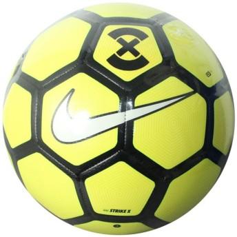 フットボール X ストライク ボルト×レーザーオレンジ 【NIKE|ナイキ】サッカーボール5号球sc3036-703-5