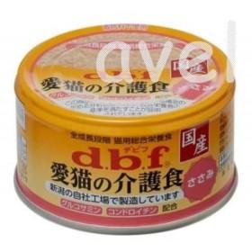 国産 猫 缶詰 ウエットフード デビフ 愛猫の介護食 ささみ 85g シニア 高齢 総合栄養食