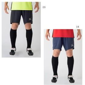 ミズノ メンズ フィールドパンツ サッカーウェア フットサルウェア 半ズボン ハーフパンツ P2MD7062