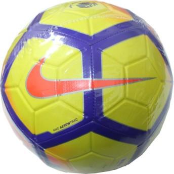 ストライク PL ハイビスイエロー×クリムゾン 【NIKE|ナイキ】サッカーボール5号球sc3148-707-5