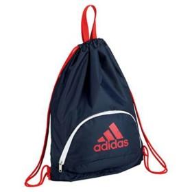 アディダス サッカー ボールバッグ ボール用ナップ 紺×赤 adidas AKM33NVR