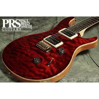 Paul Reed Smith (PRS) / Wood Library Custom24 10Top Quilted Maple Black Cherry/Natural Back Maple Neck SN/14 208780 【渋谷店】