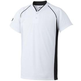 アシックスベースボール(asics/野球) Jr.ベースボールシャツ(ジュニア) BAD11J-0190