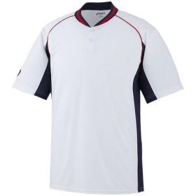 アシックスベースボール(asics/野球) ベースボールシャツ BAD020-0150