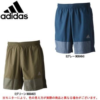 adidas(アディダス)adiSN リフレクトショーツ 7インチ(IQZ89)スポーツ ランニング トレーニング メンズ