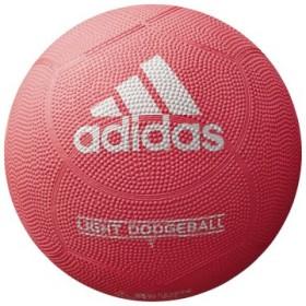 [adidas]アディダス ライトドッジボール (AD110PSK) ピンク×青[取寄商品]