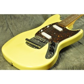 Fender / Japan Exclusive Classic 70s Mustang Yellow White 【御茶ノ水本店】