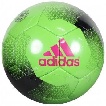 エース グライダー ソーラーグリーン×コアブラック 【adidas|アディダス】サッカーボール5号球af5611gbk