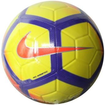 ストライク ハイビスイエロー×クリムゾン 【NIKE|ナイキ】サッカーボール5号球sc3147-707-5