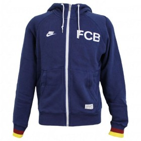 FCバルセロナ 13-14 コバート FZ フーディ 【NIKE ナイキ】クラブチームウェアー546815-410