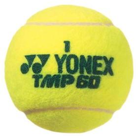 ヨネックス テニス テニスボール マッスルパワー60 4個入りペット缶×3缶 YONEX TMP60