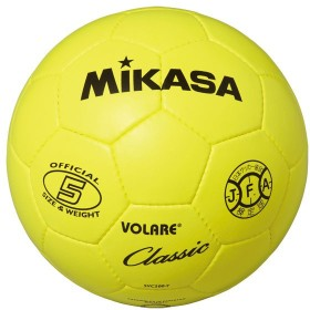 ミカサ(MIKASA) 検定球5号(黄) サッカー ボール SVC500Y